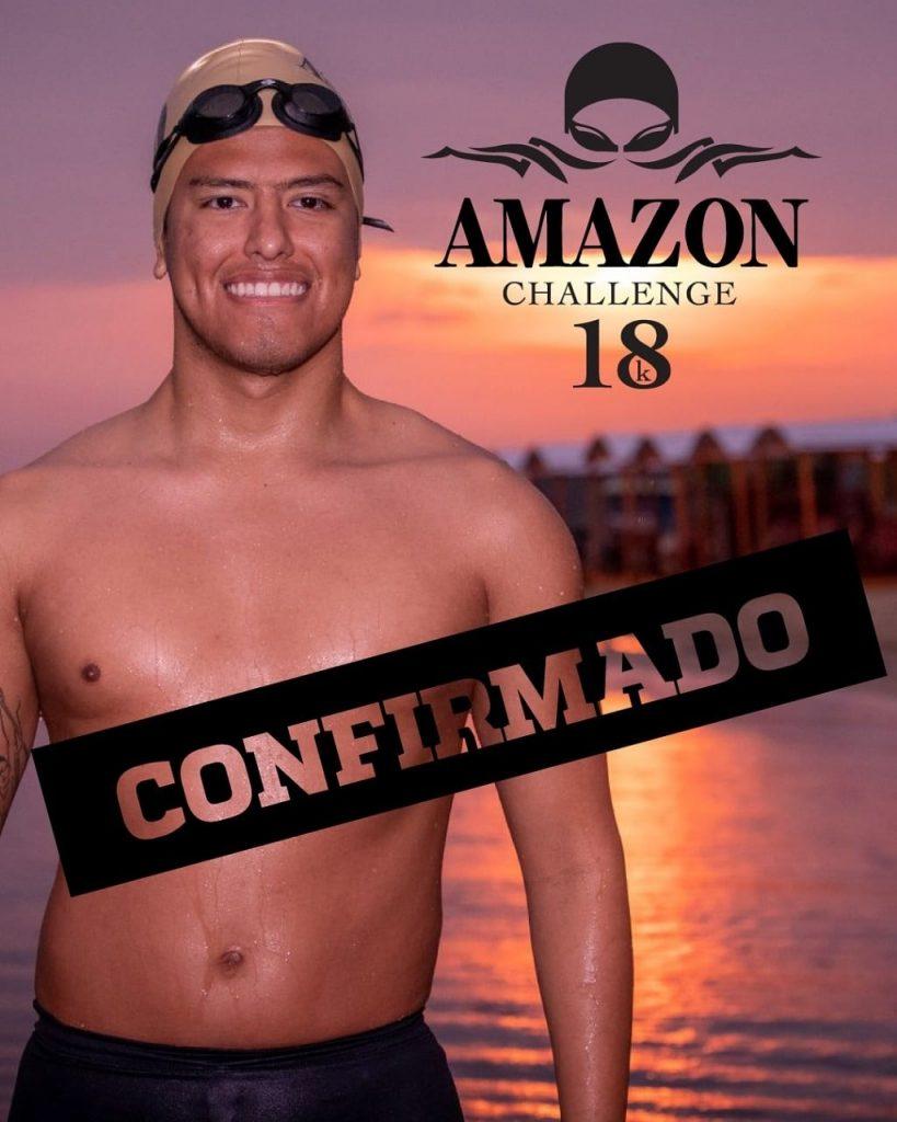 Amazon Challenge - Vitor Gadelha confirmado