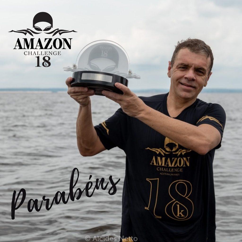 Amazon Challenge - Marcello Fonseca após os 18K