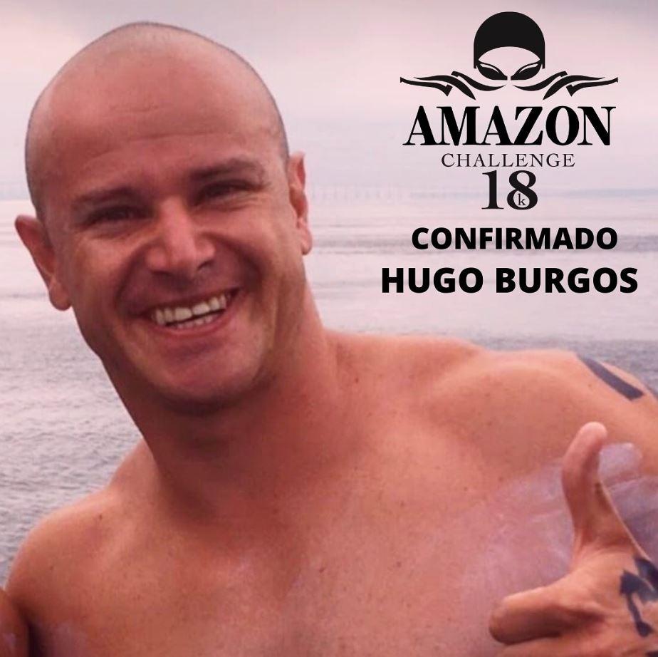 Amazon Challenge - Hugo Burgos confirmado