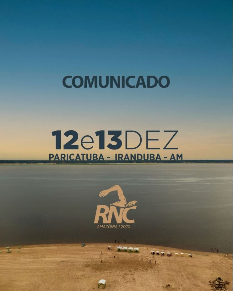 RNC 2020 - Transferência de local
